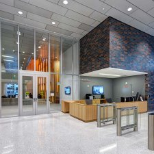 Syracuse University - Dineen Hall -  foyer