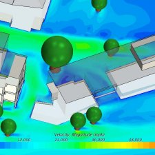 Fredonia State University College - Wind Modeling
