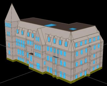 Cornell University - Olive Tjaden Elevation Energy Modeling for Sustainable Building Engineering