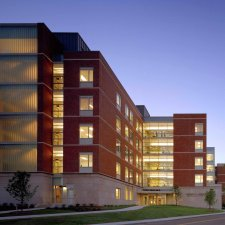 U of R - Biomedical Engineering / Optics Building