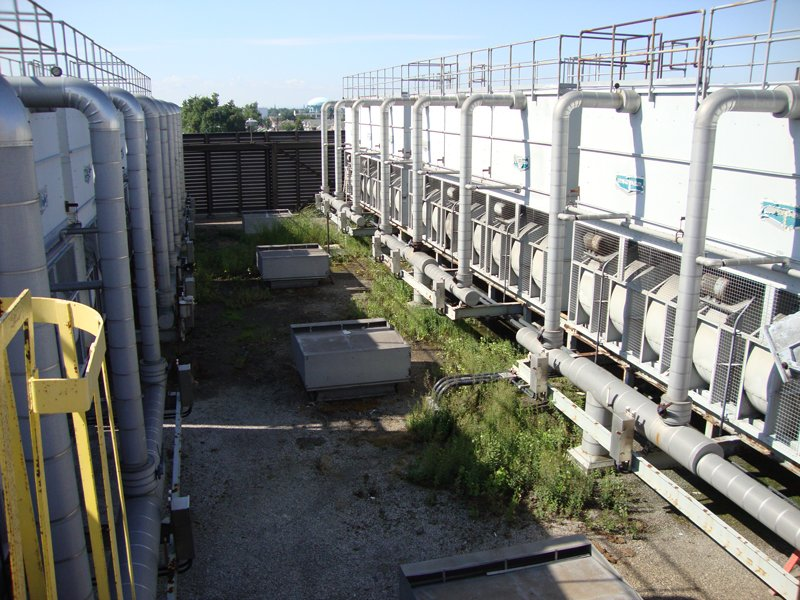 Existing Cooling Towers