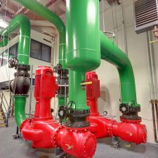 Rochester Institute of Technology - Central Heating and Cooling Plant
