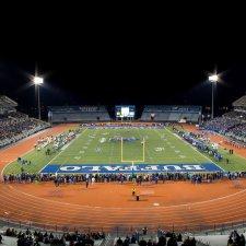 University at Buffalo - Stadium LIghting