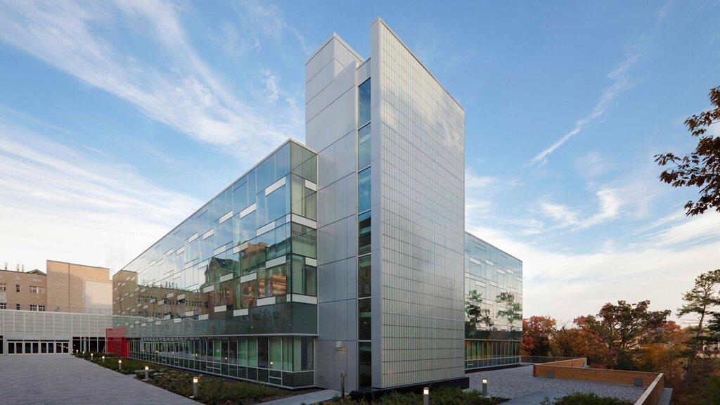 Cornell University - Martha Van Rensselaer North Hall
