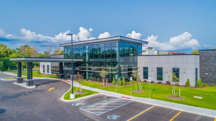 Brick by Brick Award for Ambulatory Surgery Center