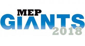 MEP Giants 2018 logo