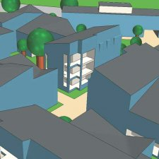 Fredonia State University College - Wind Modeling