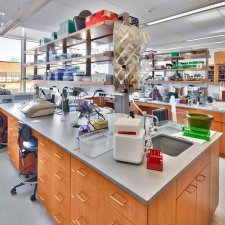 Fredonia Science Building Lab