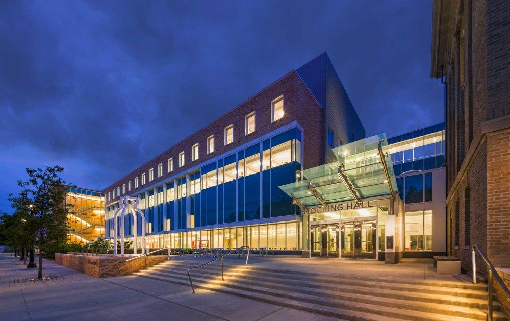 Cornell University   Stocking Hall Rehabilitation