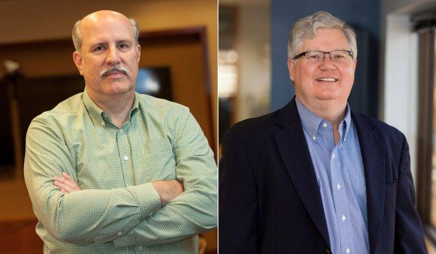 M/E Engineering - Joe Straub & Cal Puffer