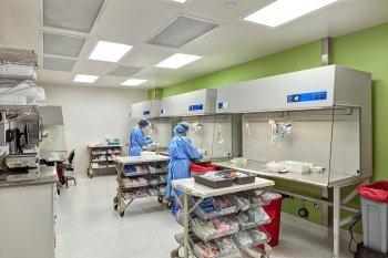 hospital clean room design