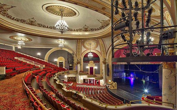 Proctors Theatre - Schenectady, NY