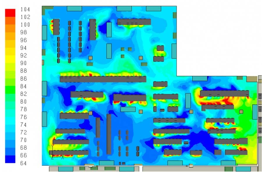 exhaust to intake CFD modeling