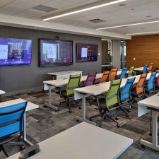 Conference room, Datto offices, Rochester, NY