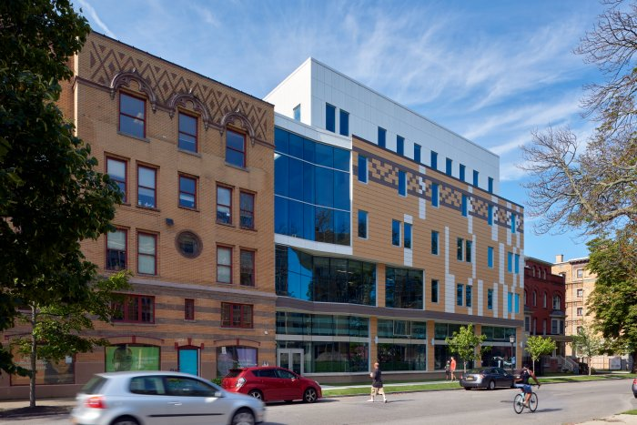 Brick by Brick Award for Evergreen Health Headquarters