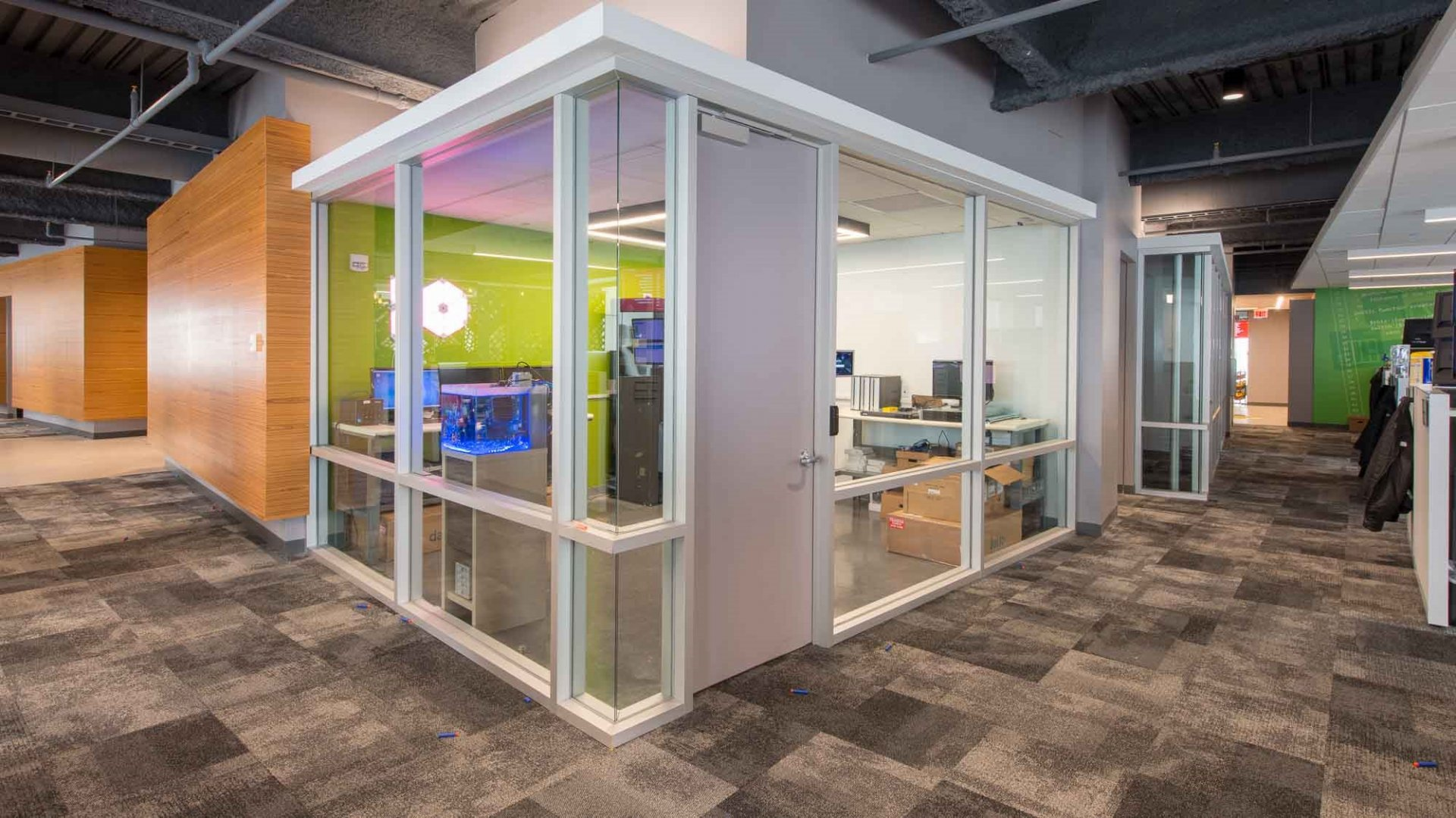 Datto offices, Rochester, NY