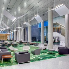 Syracuse University - Dineen Hall -  common area