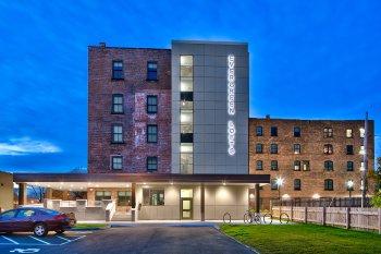 2018 Merit Award for the Evergreen Loft Apartments