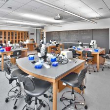 Fredonia Science Building Lab Board