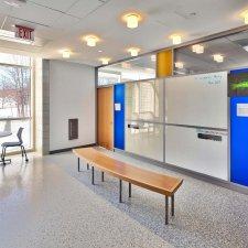 Fredonia Science Building Classroom doors