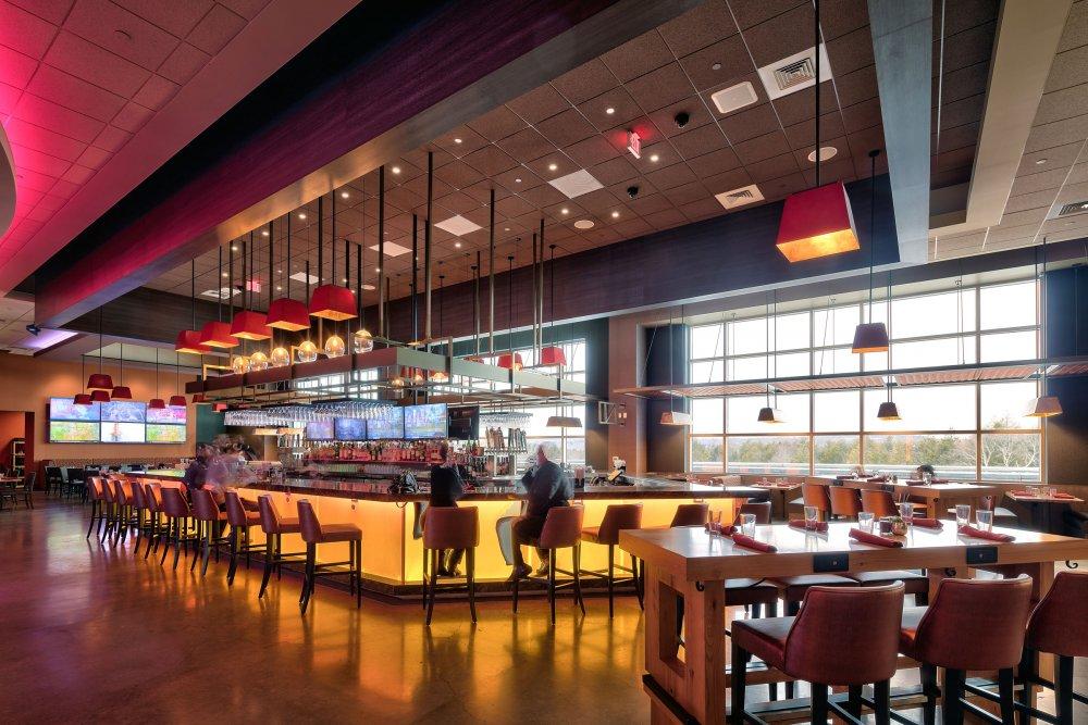 Custom Architectural Lighting Design At Resorts World