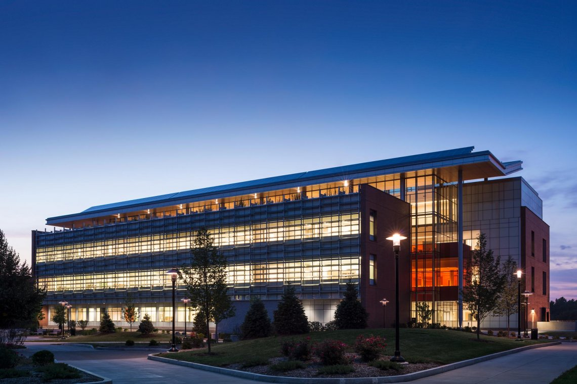 RIT - Golisano Institute for Sustainability - Sustainable Building Engineering from M/E Engineering