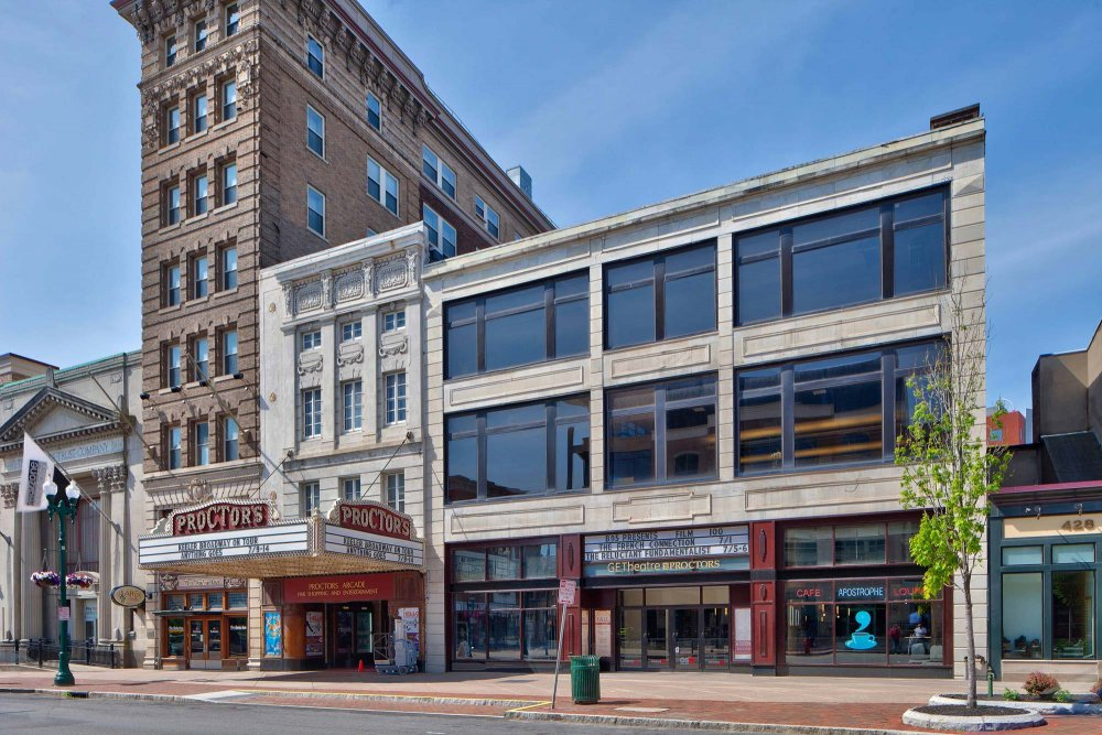 Proctors Theatre Expansion And Renovation
