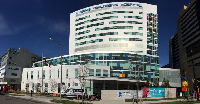 Brick by Brick Award for Oishei Children's Hospital