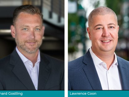 M/E Engineering announces newest Associates, Richard Gostling and Lawrence Coon