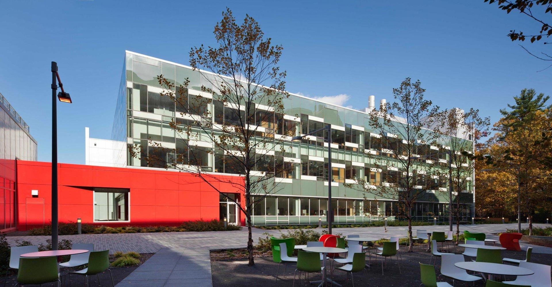 Cornell University - MVR North Hall