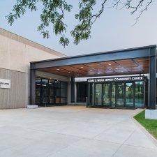 JCC Exterior Entrance