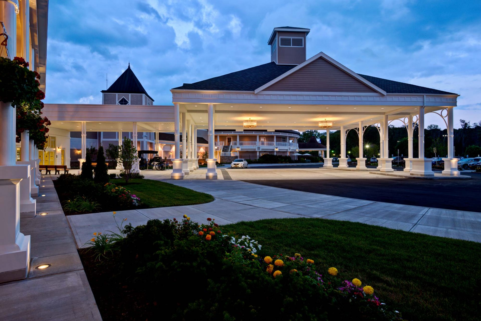 Saratoga Casino and Raceway - Design-Build